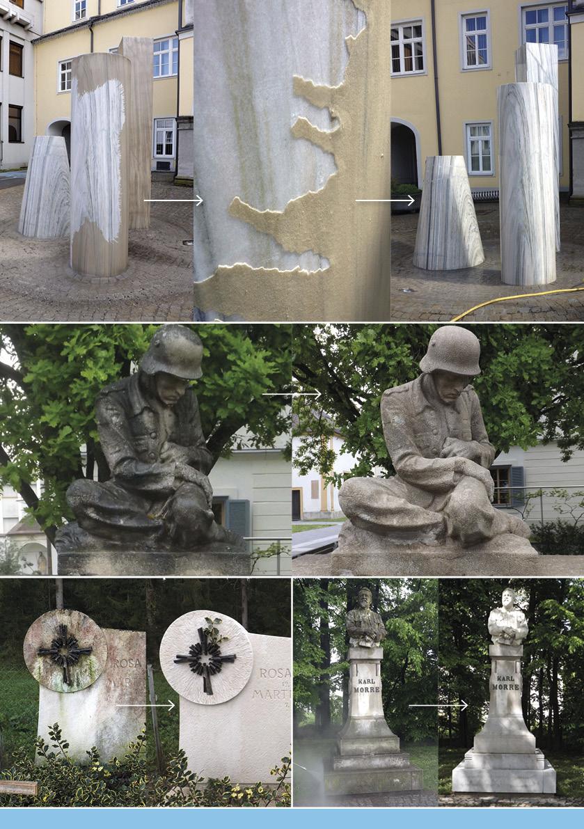 Referenzen Skulpturen