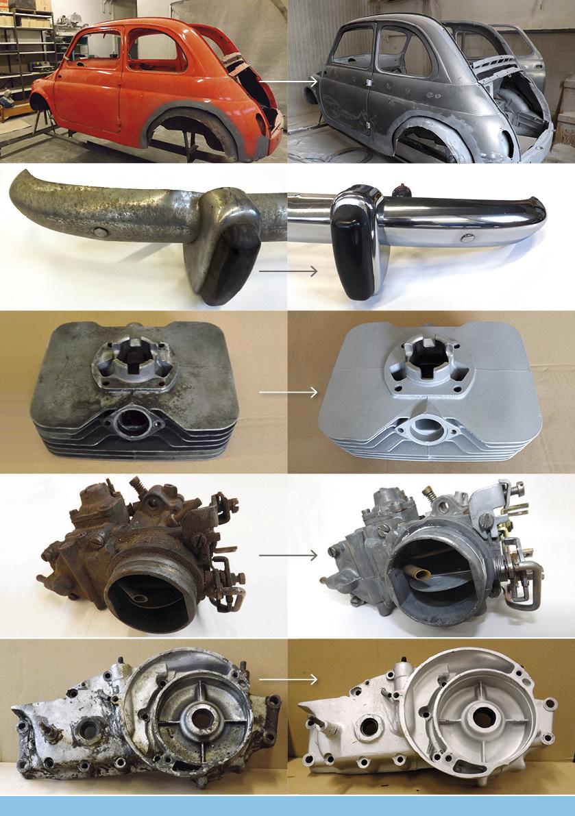 Referenzen Auto und Teile