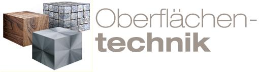 Logo Oberflächentechnik